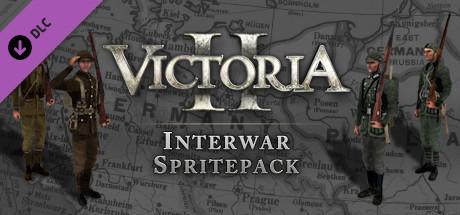 Victoria II: Interwar Spritepack