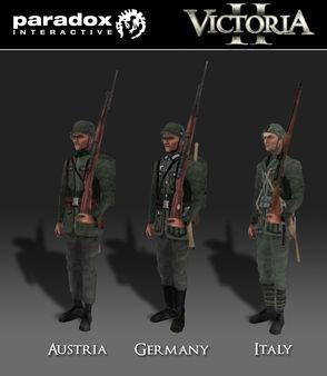 Victoria II: Interwar Spritepack (DLC)