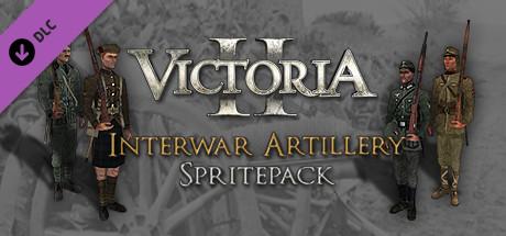 Купить Victoria II: Interwar Artillery Sprite Pack (DLC)