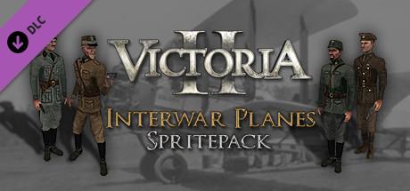 Купить Victoria II: Interwar Planes Sprite Pack (DLC)