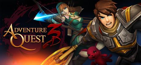 AdventureQuest 3D on Steam