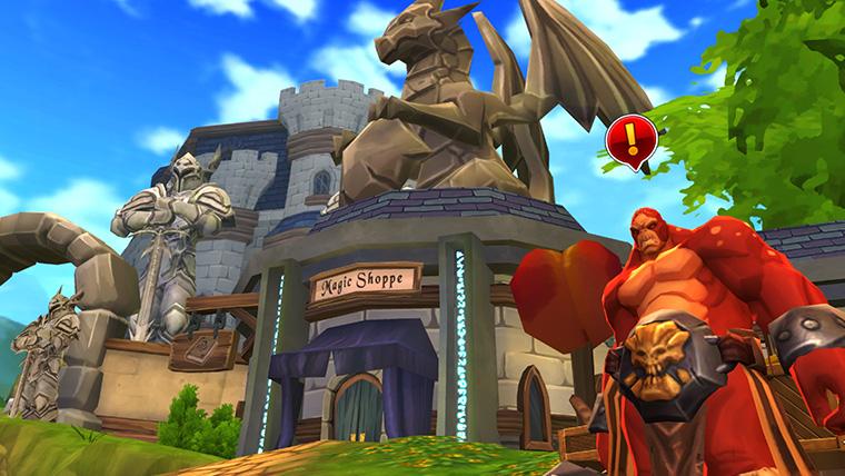 AdventureQuest 3D · AppID: 429790 · Steam Database