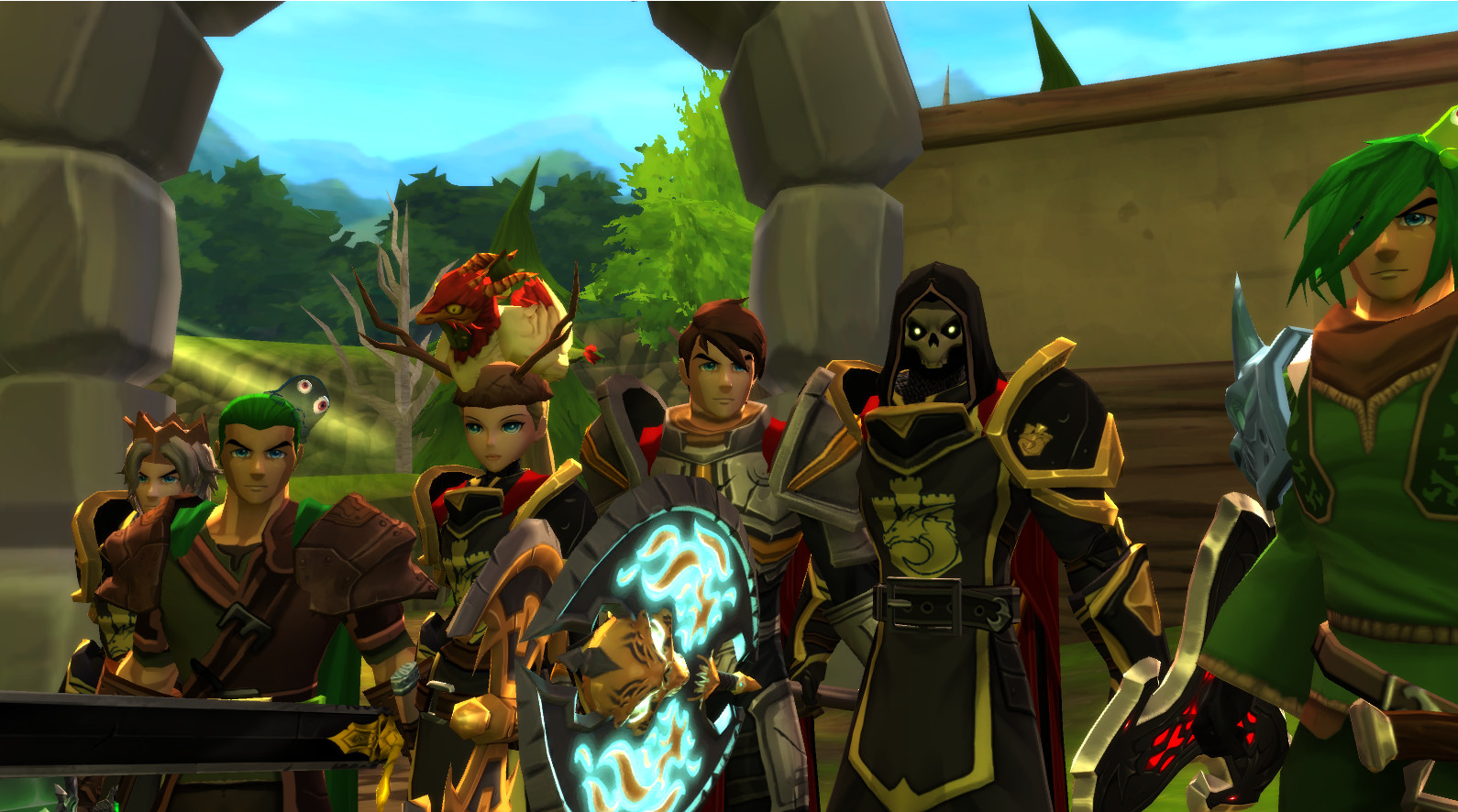 AdventureQuest 3D on Steam