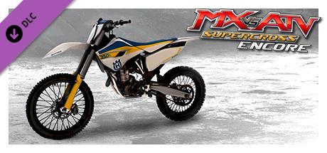 MX vs. ATV Supercross Encore - 2015 Husqvarna FC 350 MX