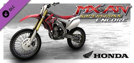 MX vs. ATV Supercross Encore - 2015 Honda CRF250R MX