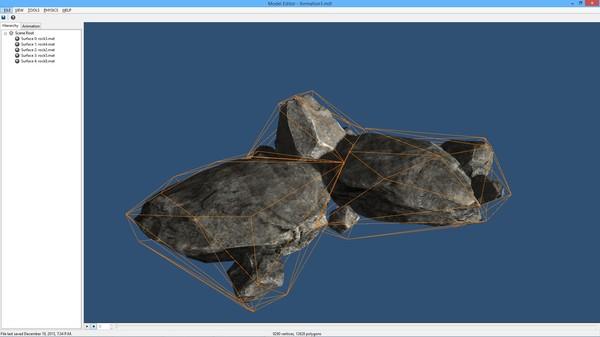 Скриншот из Nature Model Pack