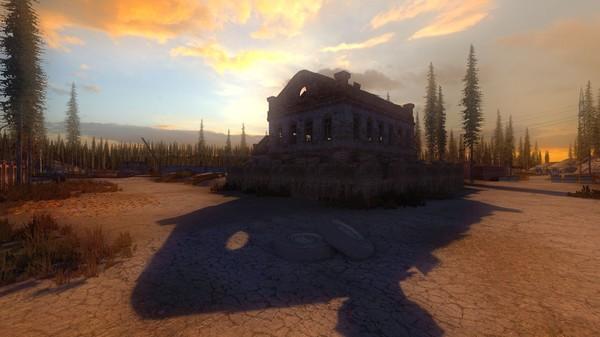 Скриншот из The Zone
