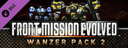 Front Mission Evolved - Wanzer Pack 2