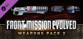 Front Mission Evolved: Weapon Pack 2