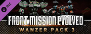 Front Mission Evolved - Wanzer Pack 3