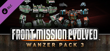 Front Mission Evolved: Wanzer Pack 3 (DLC)