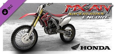 MX vs. ATV Supercross Encore - 2015 Honda CRF450R MX