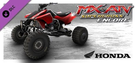 MX vs. ATV Supercross Encore - Honda TRX450R ATV