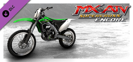 MX vs. ATV Supercross Encore - 2015 Kawasaki KX250F MX