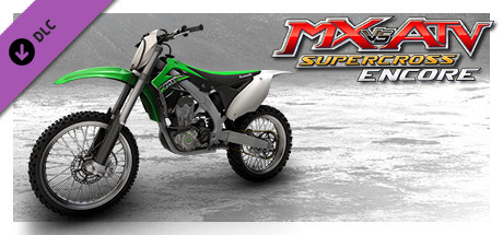 MX vs. ATV Supercross Encore - 2015 Kawasaki KX450F MX