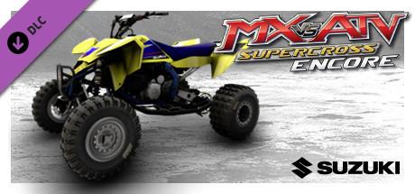 MX vs. ATV Supercross Encore - Suzuki LT450R ATV