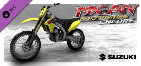MX vs. ATV Supercross Encore - 2015 Suzuki RMZ250 MX