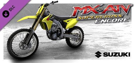MX vs. ATV Supercross Encore - 2015 Suzuki RMZ450 MX