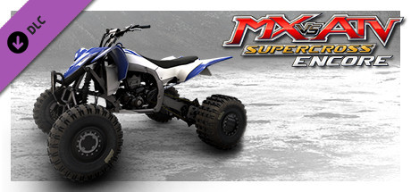 MX vs. ATV Supercross Encore - Yamaha YFZ450 ATV