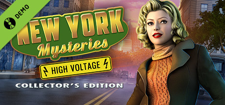 New York Mysteries: High Voltage Demo