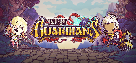 Tiny Guardians cover art