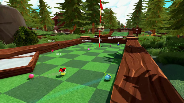 Golf With Your Friends Screenshot