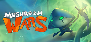 Mushroom Wars cover art