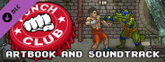 Soundtrack and Artbook DLC