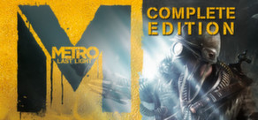 Metro: Last Light cover art