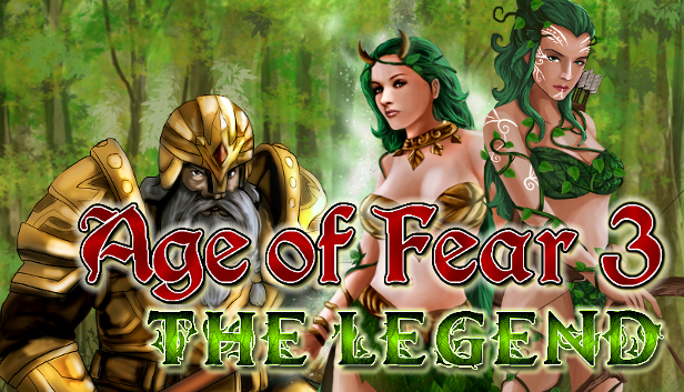 Download Age of Fear 3: The Legend free download