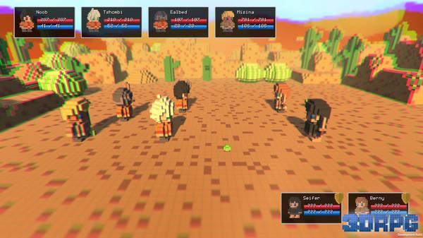 скриншот 3DRPG 3