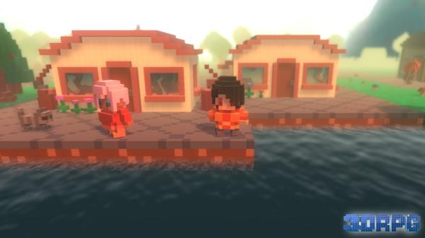 скриншот 3DRPG 2