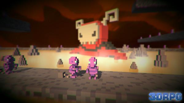 скриншот 3DRPG 5