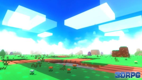 скриншот 3DRPG 0