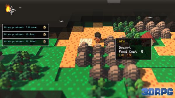 скриншот 3DRPG 4