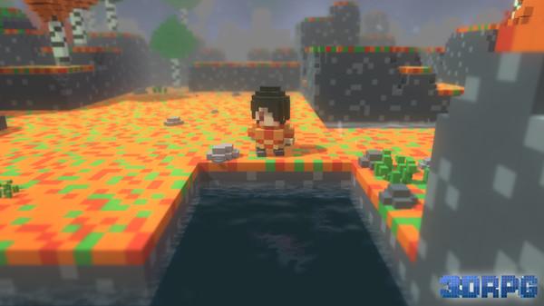 скриншот 3DRPG 1