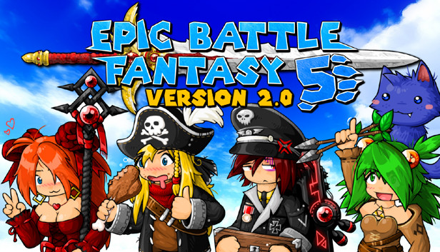 Epic Battle Fantasy 5 on Steam