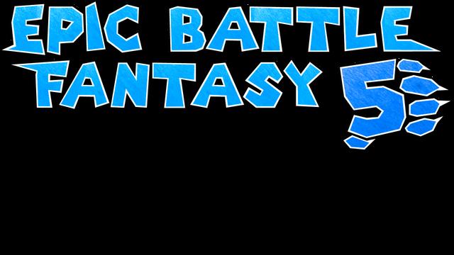 Epic Battle Fantasy 5 logo