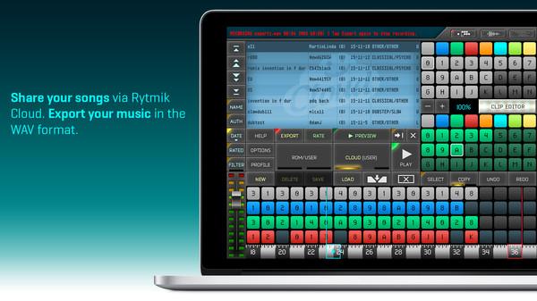 скриншот Upgrade to Rytmik Ultimate 4