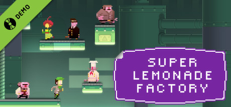 Super Lemonade Factory Demo