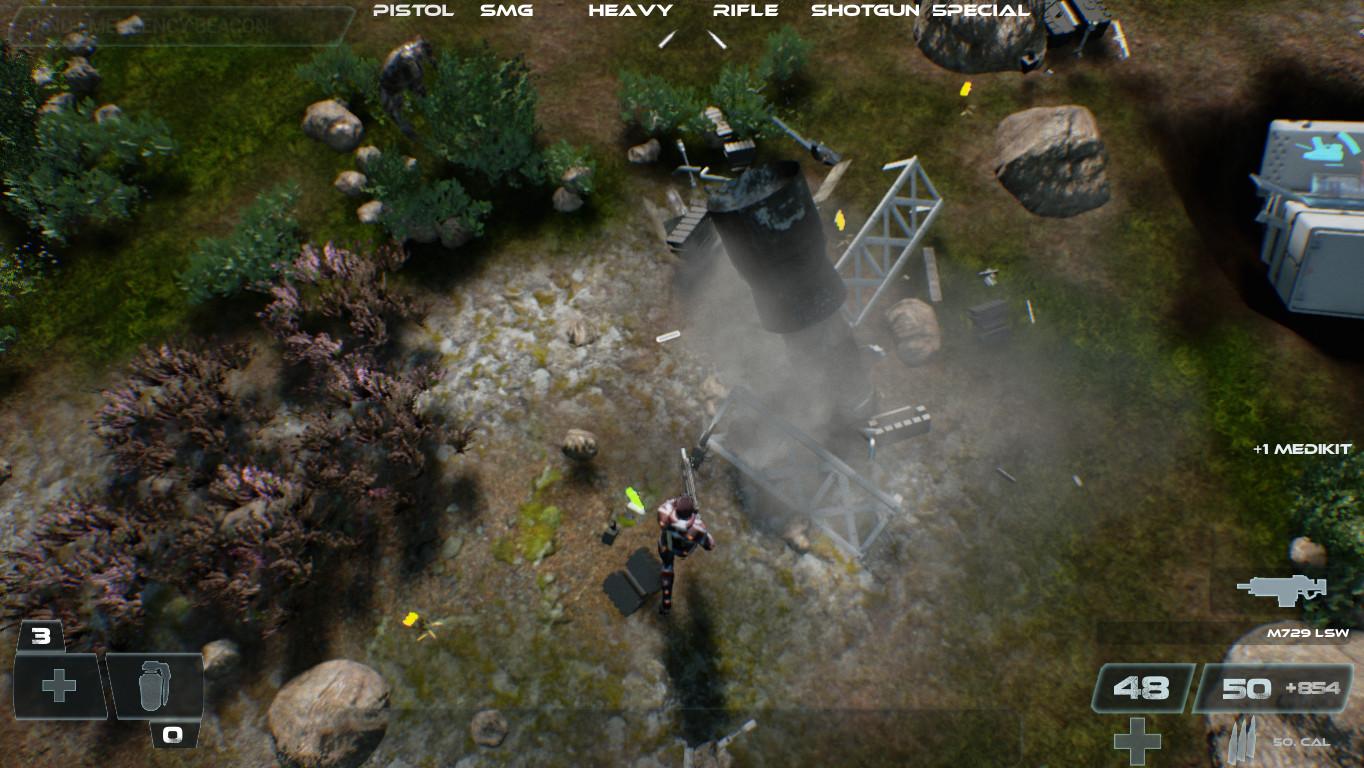 Crash Landing image 2