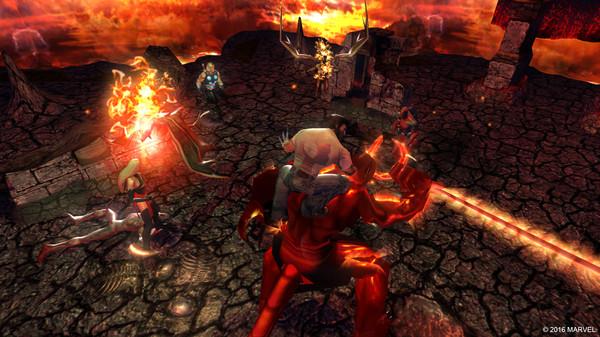 تحميل لعبة marvel avengers alliance للكمبيوتر