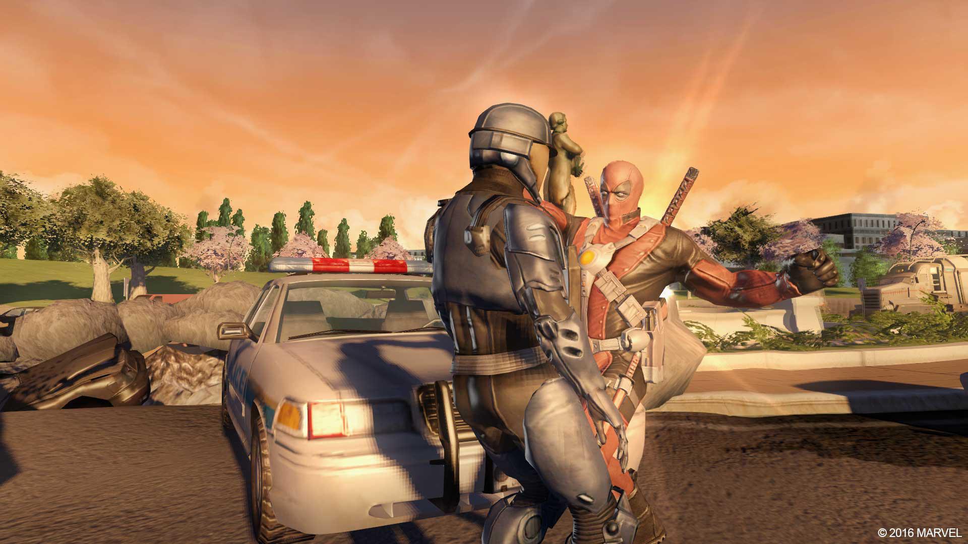 Marvel Ultimate Alliance 2 Free Download Gametrex