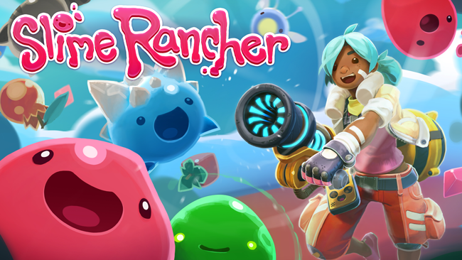 Slime Rancher On Steam