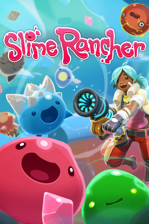 Slime Rancher poster image on Steam Backlog