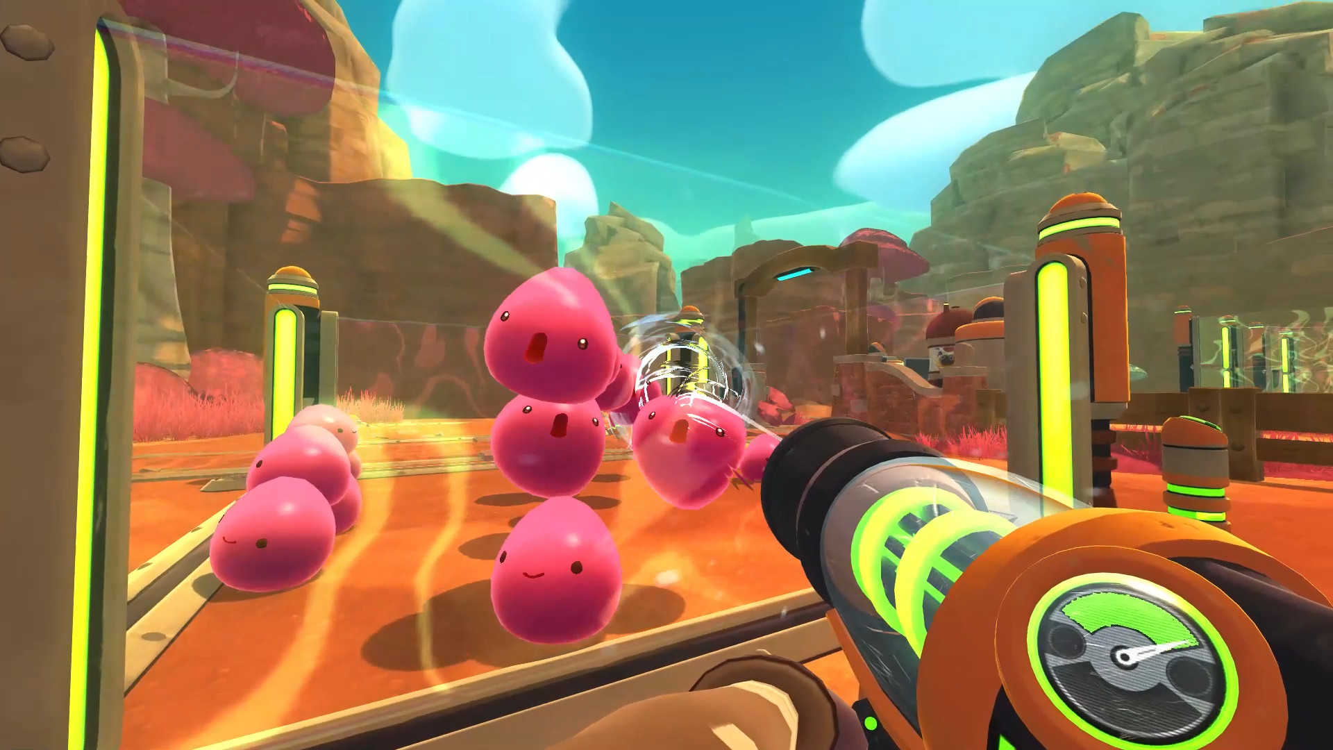 Slime Rancher [2017|Rus|Eng|Multi10]