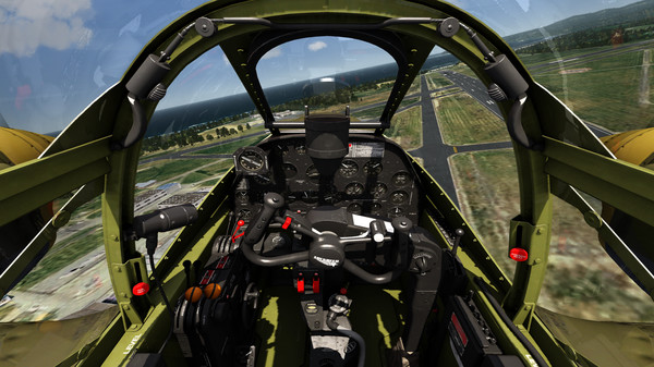 Aerofly FS 2 Flight Simulator Screenshot