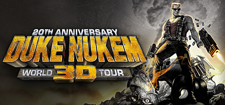 Duke Nukem 3D XBLA Downtown Gameplay