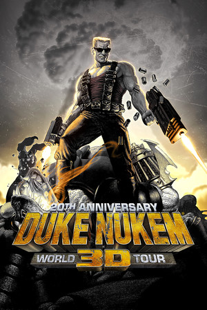 Duke Nukem 3D: 20th Anniversary World Tour poster image on Steam Backlog
