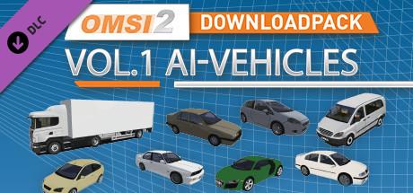 OMSI 2 Add-on Downloadpack Vol  1 - AI-vehicles · OMSI 2 Add-on  Downloadpack Vol  1 - KI-Fahrzeuge · AppID: 434060
